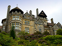 A photograph of Cragside