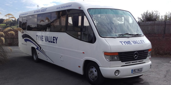 Luxury Coach Tours from Hexham with Tyne Valley Coaches 3