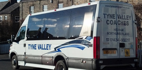 Luxury Coach Tours from Hexham with Tyne Valley Coaches 4