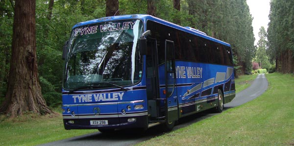 Luxury Coach Tours from Hexham with Tyne Valley Coaches 2
